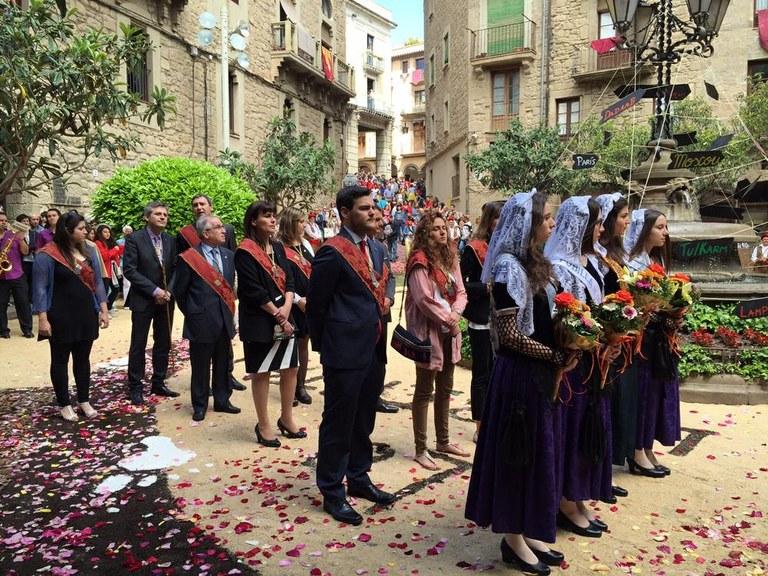 L'Ajuntament solsoní deixarà de participar a la processó del Corpus i dona per tancada la polèmica amb el bisbe