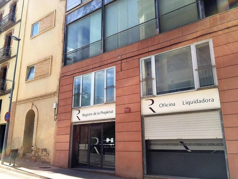 L'alcalde de Solsona assegura que el trasllat dels serveis de l'Oficina Liquidadora no afectarà la ciutadania