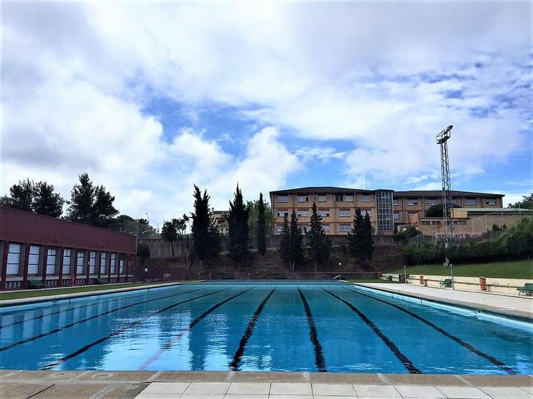 Les piscines municipals de Solsona encetaran la temporada el dia 22 amb diverses millores