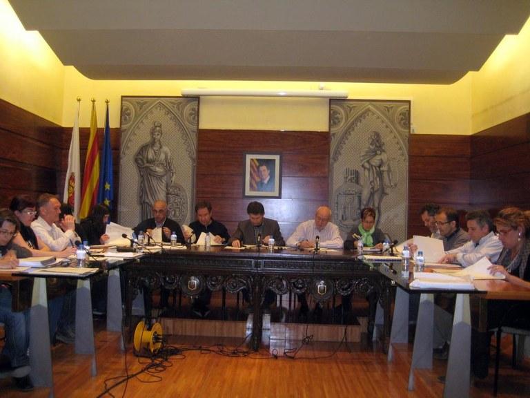 Llum verd al Consell Municipal de Sostenibilitat de Solsona
