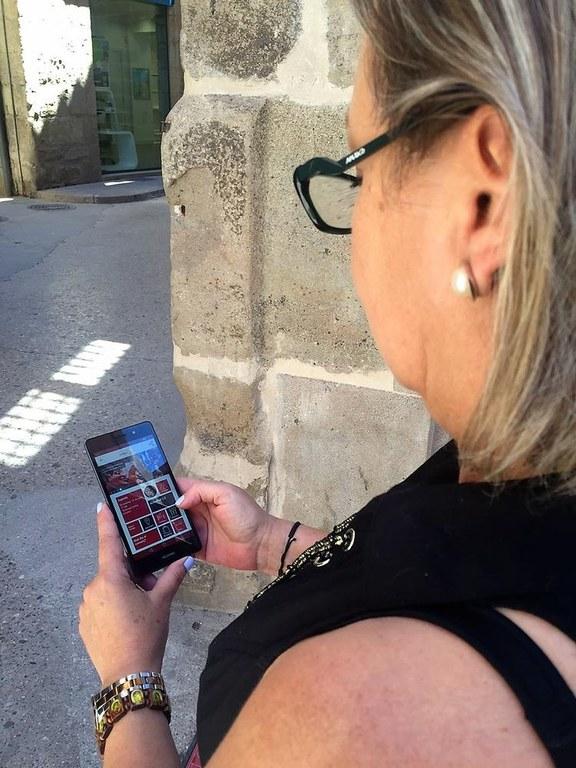 Solsona presenta una nova aplicació mòbil per promocionar la ciutat