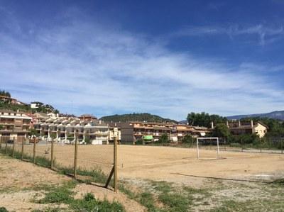 Camp de futbol del Camp del Serra