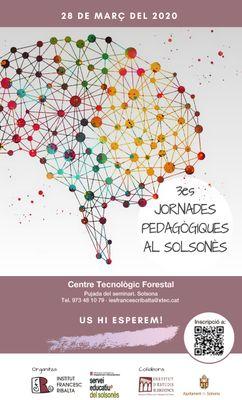 3es Jornades pedagògiques al Solsonès