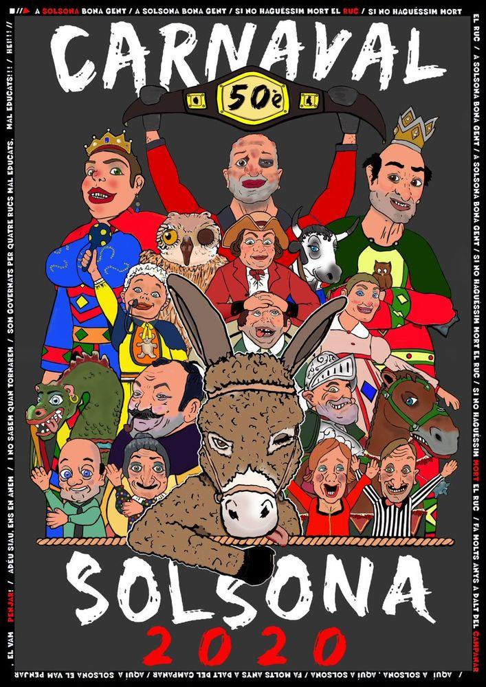 50è Carnaval de Solsona