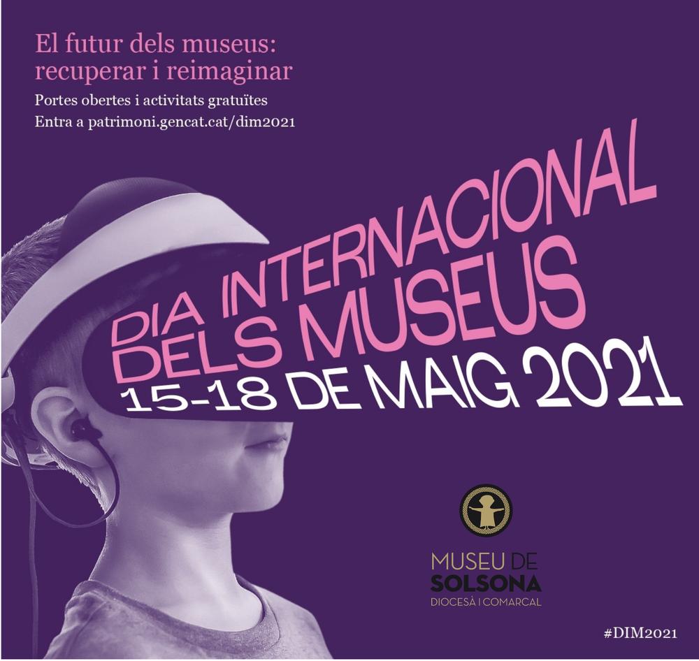 Activitats gratuïtes per celebrar a Solsona el Dia Internacional dels Museus