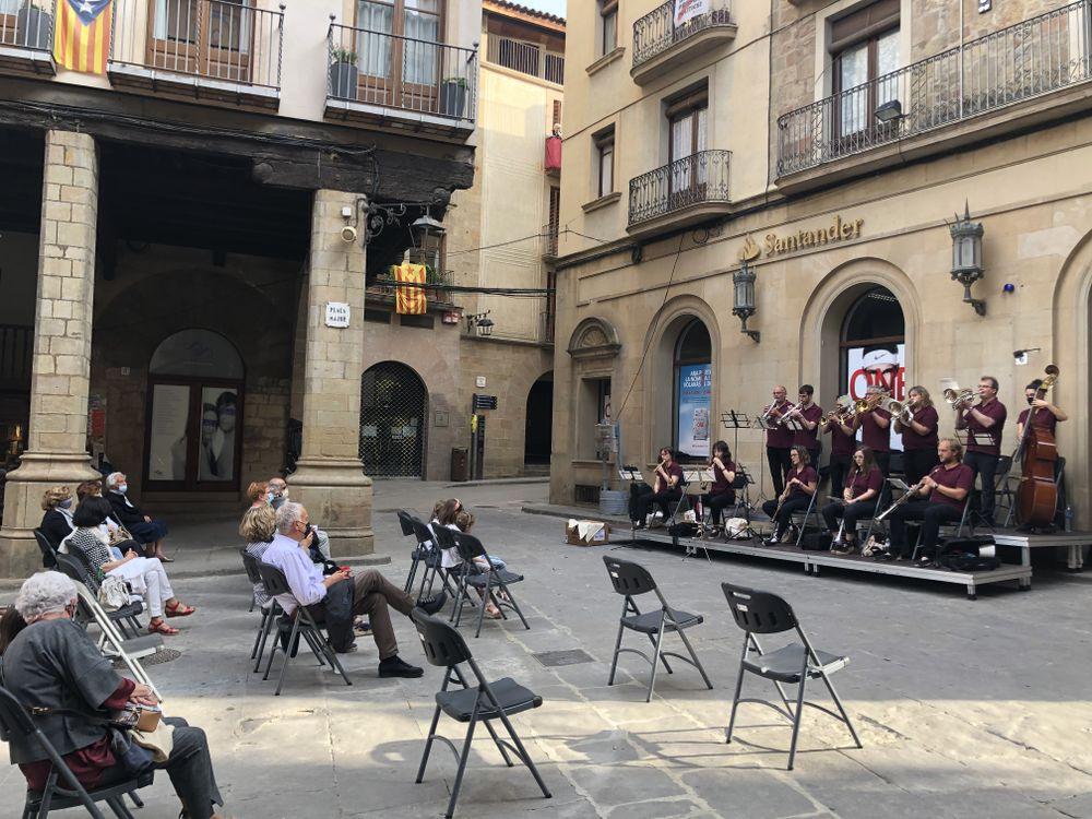 CICLE DE CONCERTS D'ESTIU: Audicions de sardanes