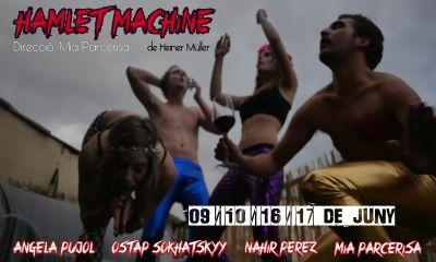 CICLE ESCENES: 'Hamlet Machine', de Lacetània