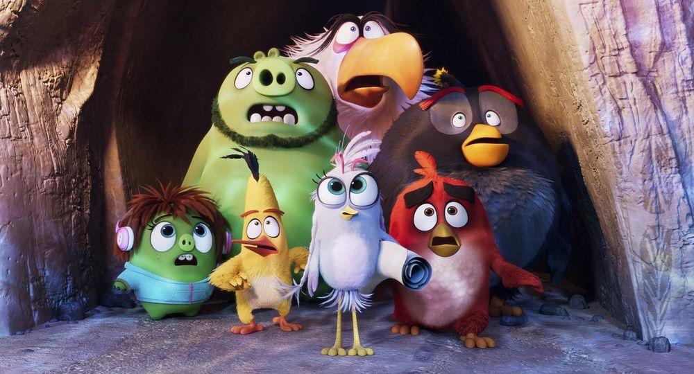 CINEMA INFANTIL EN CATALÀ: 'Angry Birds 2: La pel·lícula'