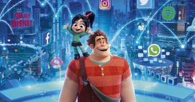 CINEMA INFANTIL EN CATALÀ: 'En Ralph destrueix internet'