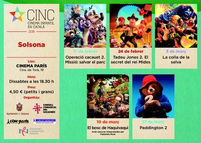 CINEMA INFANTIL EN CATALÀ: 'Operació cacauet 2. Missió: salvar el parc'