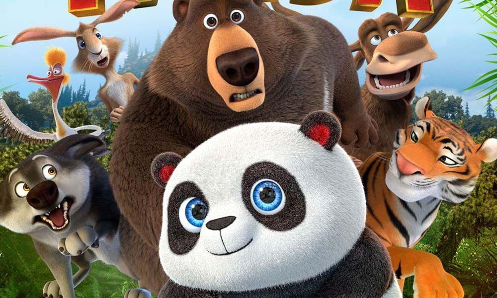 CINEMA INFANTIL EN CATALÀ: 'Operació Panda'