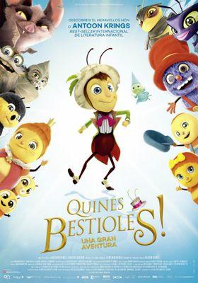 CINEMA INFANTIL EN CATALÀ: 'Quines bestioles!'