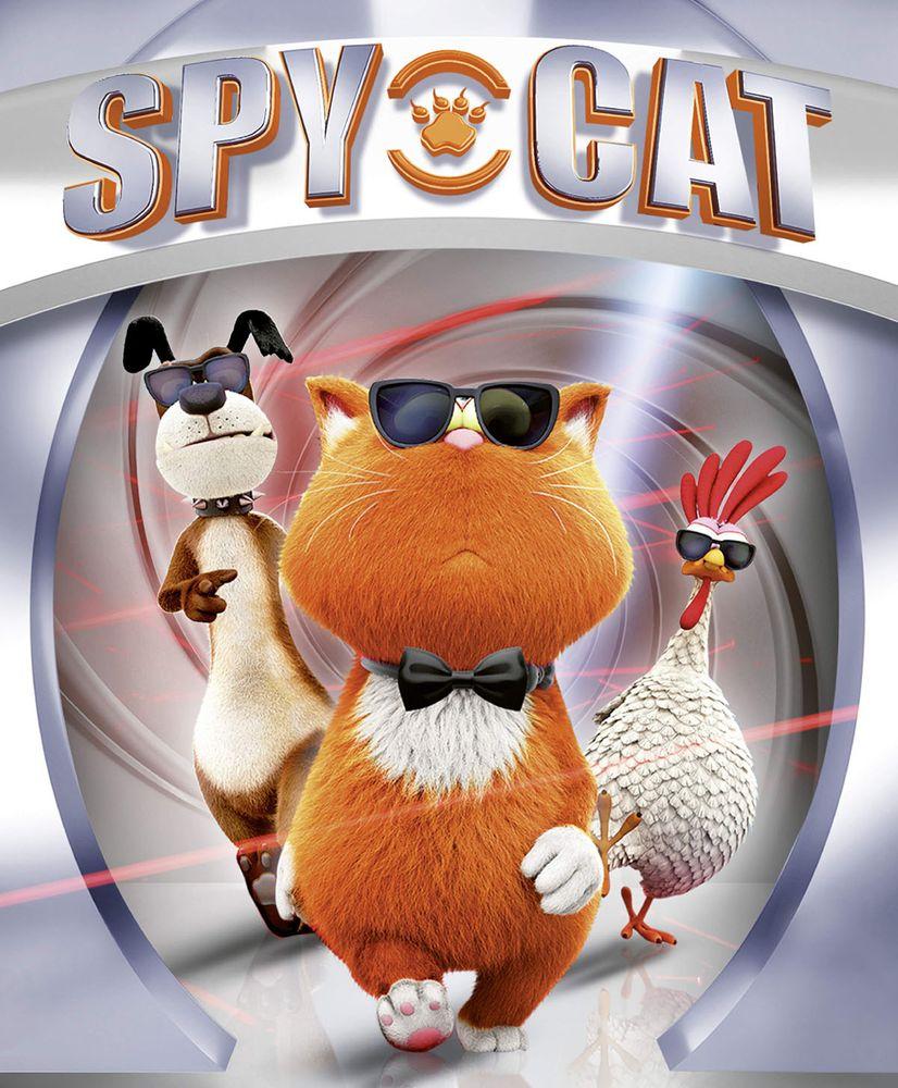 CINEMA INFANTIL EN CATALÀ: 'Spy Cat'