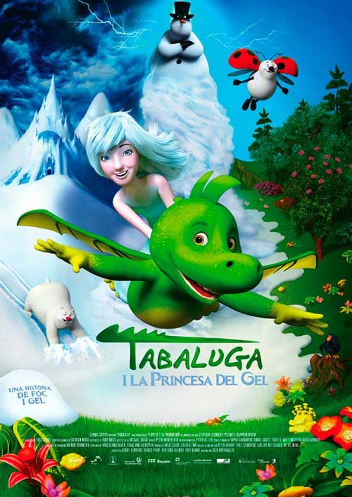 CINEMA INFANTIL EN CATALÀ: 'Tabaluga i la princesa de gel'