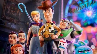 CINEMA INFANTIL EN CATALÀ: 'Toy Story 4'