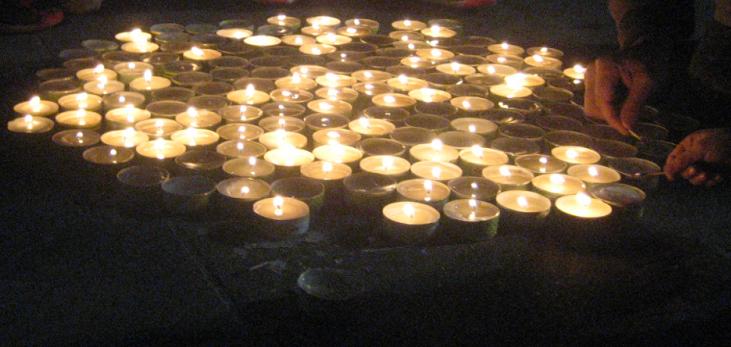 Commemoració del Dia mundial contra el càncer