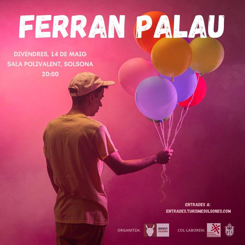 CONCERT: Ferran Palau protagonitza el Bestiari Fest