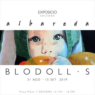 """EXPOSICIÓ: """"Blodoll·s"""", pintura d'Aleix Albareda"""