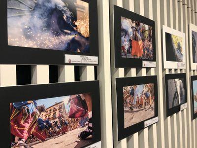 EXPOSICIÓ: Fotografies i pintures de la Festa Major 2019