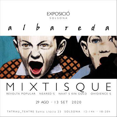 """EXPOSICIÓ: """"Mixtisque"""", d'Aleix Albareda"""