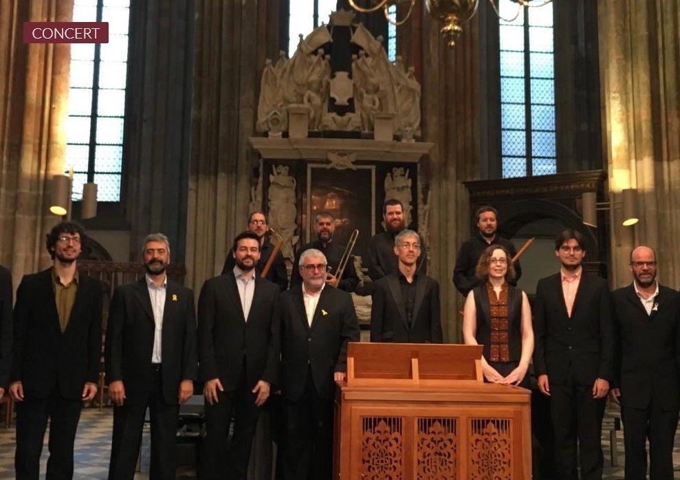 FESTIVAL ESPURNES BARROQUES: 'Les passions de l'ànima. Música, retòrica i devoció'