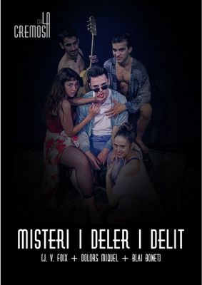 FESTIVAL TRAU: 'Misteri i deler i delit', de Mia Parcerisa
