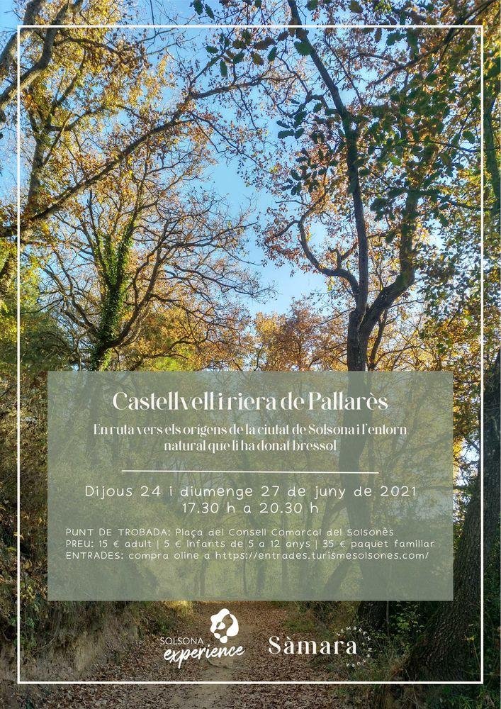 Immersió cultural i natural al barranc de Pallarès i Castellvell