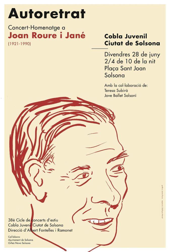 MÚSICA: 'Autoretrat: concert-homenatge a Joan Roure i Jané'