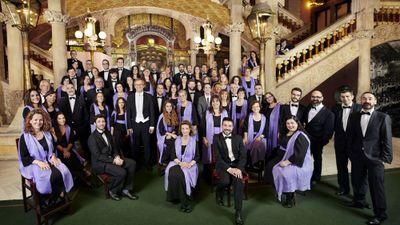 MÚSICA: Concert de l'Orfeó Català amb motiu del centenari de l'Orfeó Nova Solsona