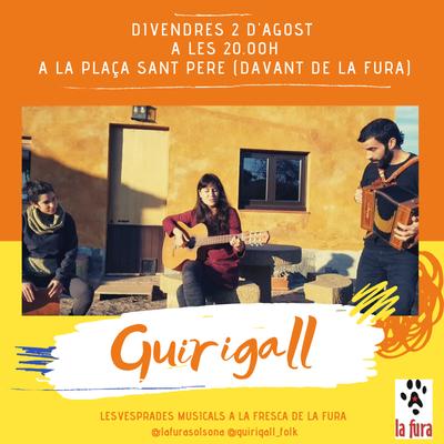 MÚSICA: Guirigall
