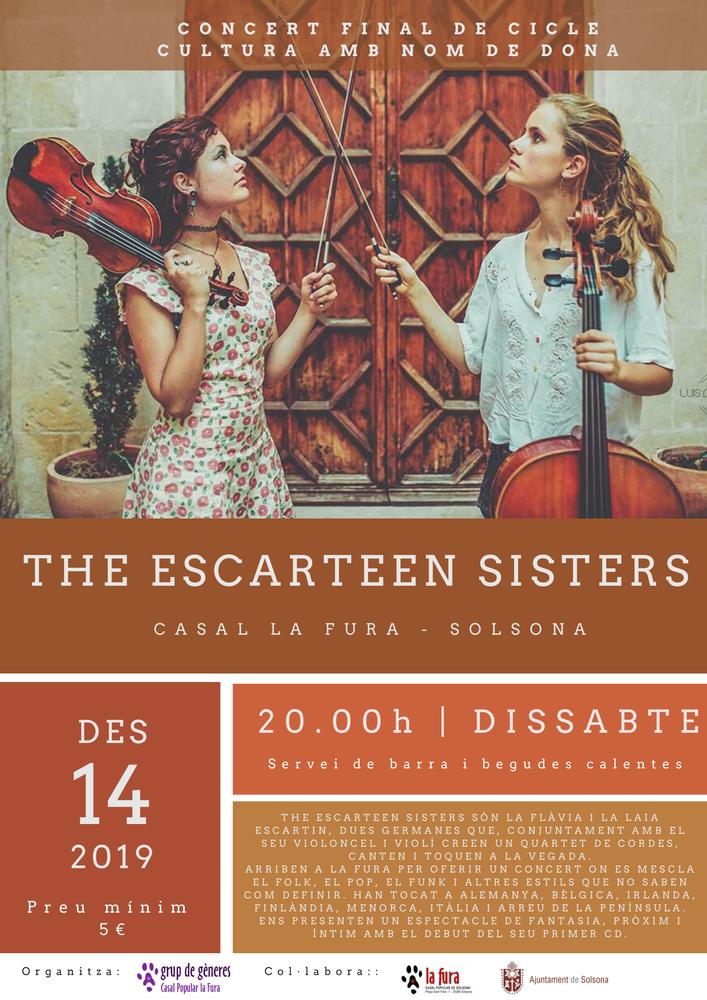 MÚSICA: The Escarteen Sisters