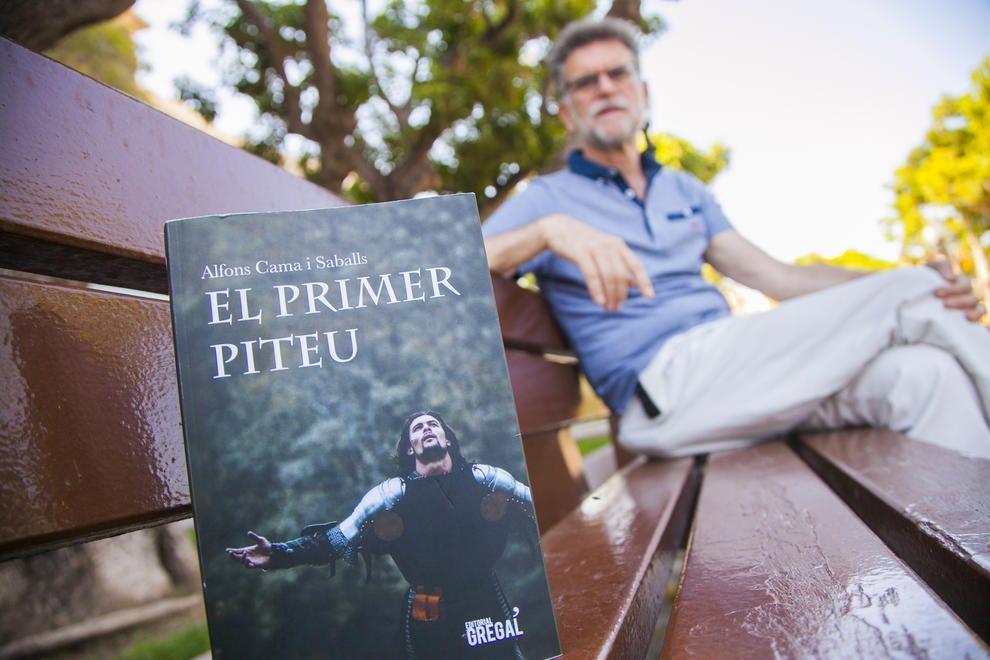 PRESENTACIÓ DE LLIBRE: 'El primer piteu', d'Alfons Cama