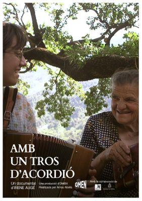 PROJECCIÓ DE DOCUMENTAL: 'Amb un tros d'acordió', d'Irene Augé