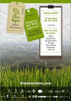 Setmana del Medi Ambient i biofira L'Ecològica