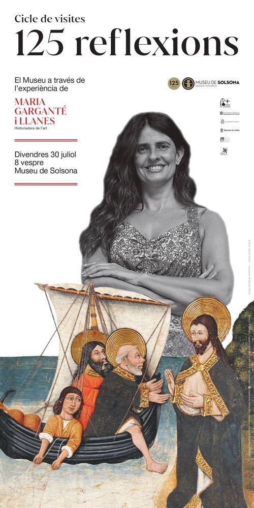Visita guiada al Museu de Solsona amb Maria Garganté