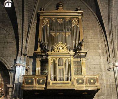 """VISITA GUIADA: """"Descobreix l'orgue des de dins"""""""