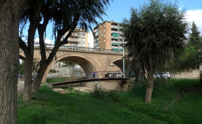 Indrets de passeig: la ribera de Solsona i la Mare de la Font