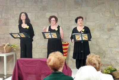 Recital de poesia 'Poemes en groc: exili d'ahir, exili d'avui'