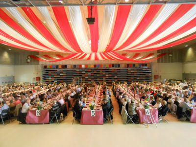 XXXIX Festa d'homenatge a la gent gran del Solsonès