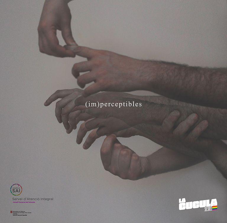 """""""(Im)Perceptibles"""", nova campanya al Solsonès per combatre accions discriminatòries vers el col·lectiu LGBTIQ+"""