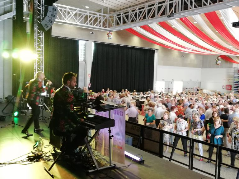 435 persones celebren la 39a Festa d'homenatge a la gent gran del Solsonès