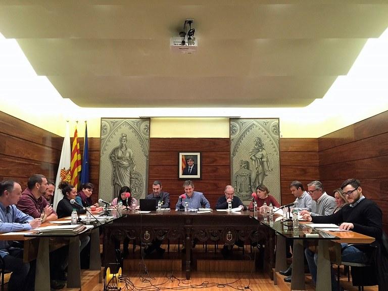 Aprovat el pressupost municipal de Solsona de 8,9 milions d'euros amb el suport de la CUP