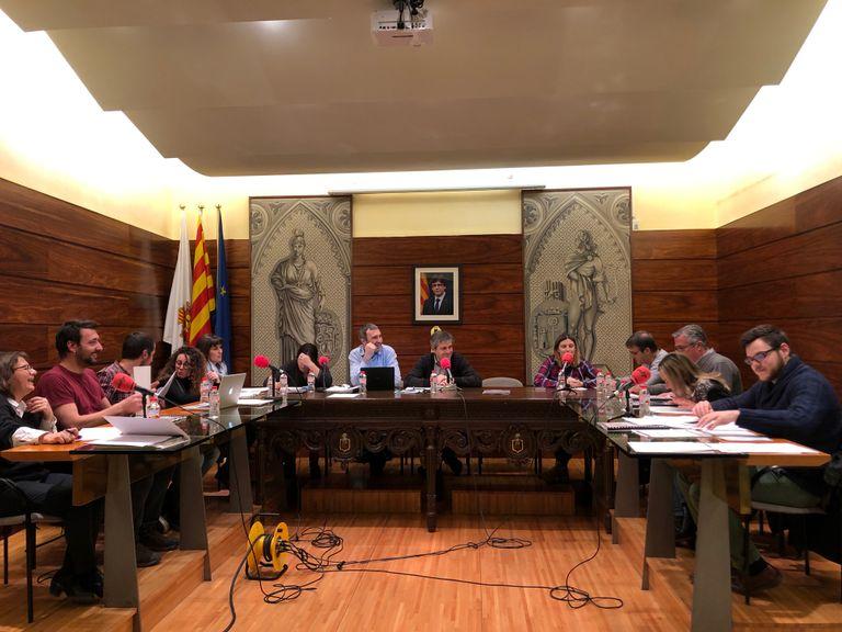 Aprovat pel Ple solsoní un pressupost de 9,4 milions d'euros sense el suport de l'oposició
