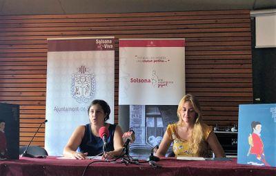 Aquest mes finalitza el termini per presentar propostes al concurs del disseny del programa de la Festa Major de Solsona
