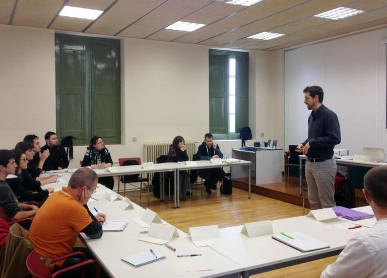 Bona acollida del curs de gestió comercial organitzat per l'Ajuntament de Solsona
