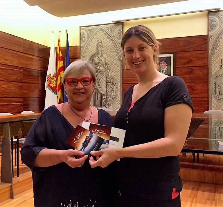 Claustre Torralba guanya el primer concurs a Instagram de la gent gran de Solsona