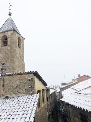 COMUNICAT 10.25 H: Solsona activa la fase 1 del Pla d'actuació per a nevades