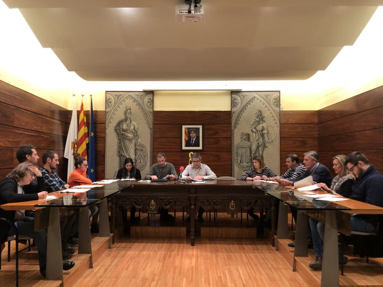 CONVOCATÒRIA DE PLE: Aquest divendres es vota un pressupost de 9,4 milions d'euros, amb un increment de les inversions del 60 per cent