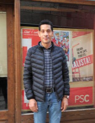 CONVOCATÒRIA DE PLE: El Mamoun pren possessió del càrrec de regidor de Solsona aquest dijous
