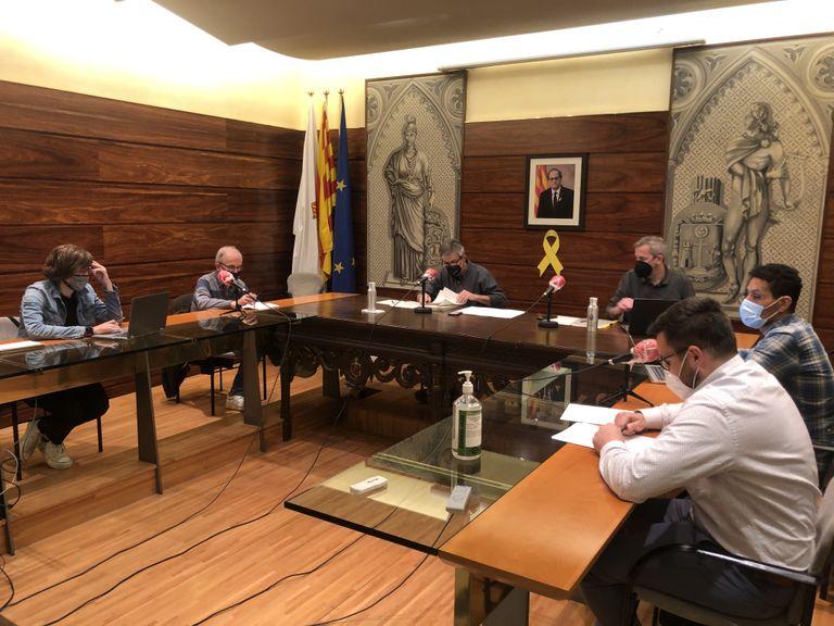 CONVOCATÒRIA DE PLE: L'Ajuntament de Solsona celebra una sessió extraordinària dilluns amb motiu dels canvis en el cartipàs